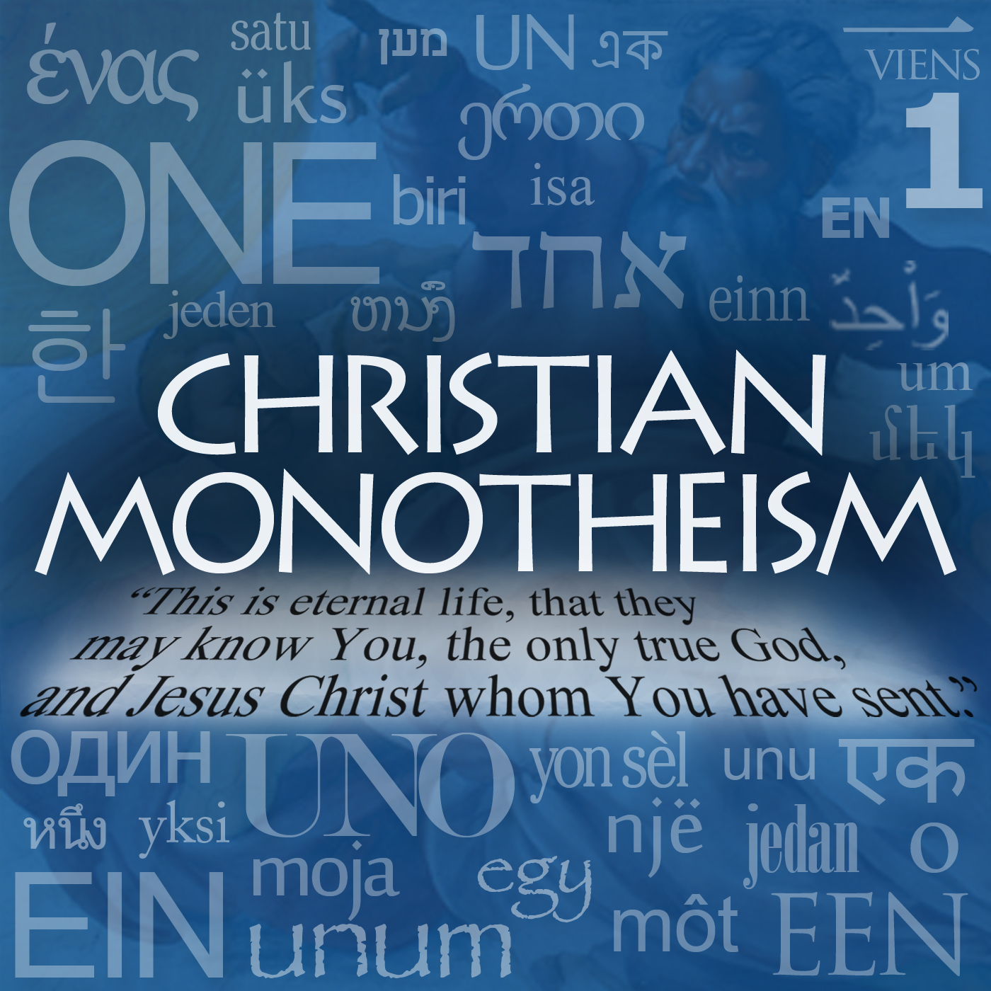 Christian Monotheism Podcast